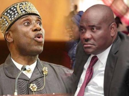 Clash Of The Titans: Amaechi Replies Wike, Insist Nobody Can Threaten Buhari Or Set Nigeria On Fire