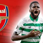 Arsenal to Compete With Aston Villa For Celtic Striker