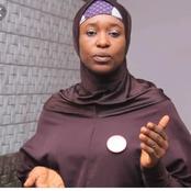 Aisha Yesufu fumes as a Journalist tries to make her praise President Buhari