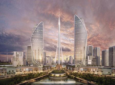 7 Amazing structures than can only be found in Dubai