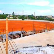 20,000 Capacity Siaya Stadium Taking Shape