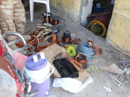 Commandos Thwart Al-Shabaab Attack After Nabbing Them Making Deadly Explosives Using Wires