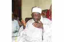 Late Sheikh Fadhlu Dan-Almajiri