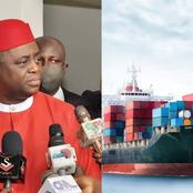 A Ship Smuggling 7200 Penises To China Has Been Impounded - FFK Reports