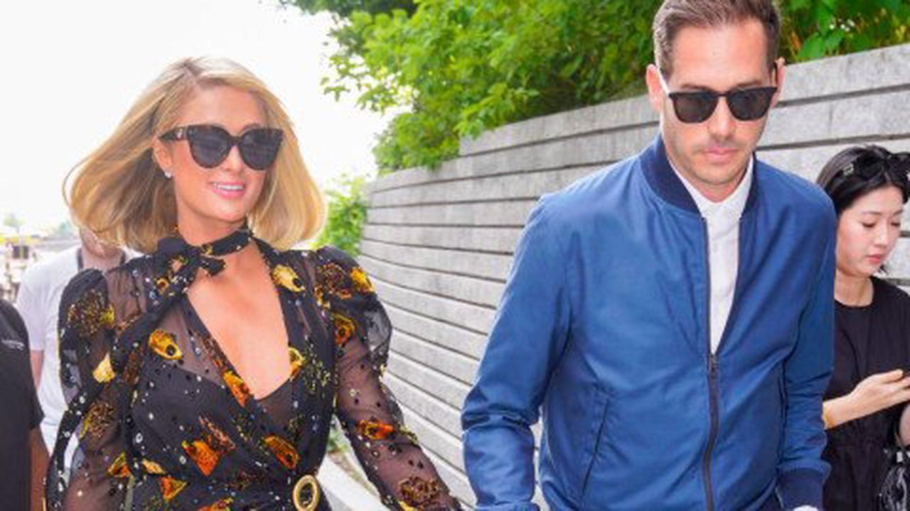 Paris Hilton has her future kids 'ready to go' after undergoing IVF treatment