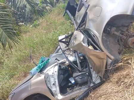 Checkout Photos Of Young Medical Doctor Who Died Two Months To His Wedding In Ghastly Accident.