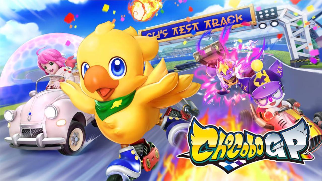 Nintendo Direct – Wenn Mario Kart auf Final Fantasy trifft! Chocobo GP für 2022 angekündigt
