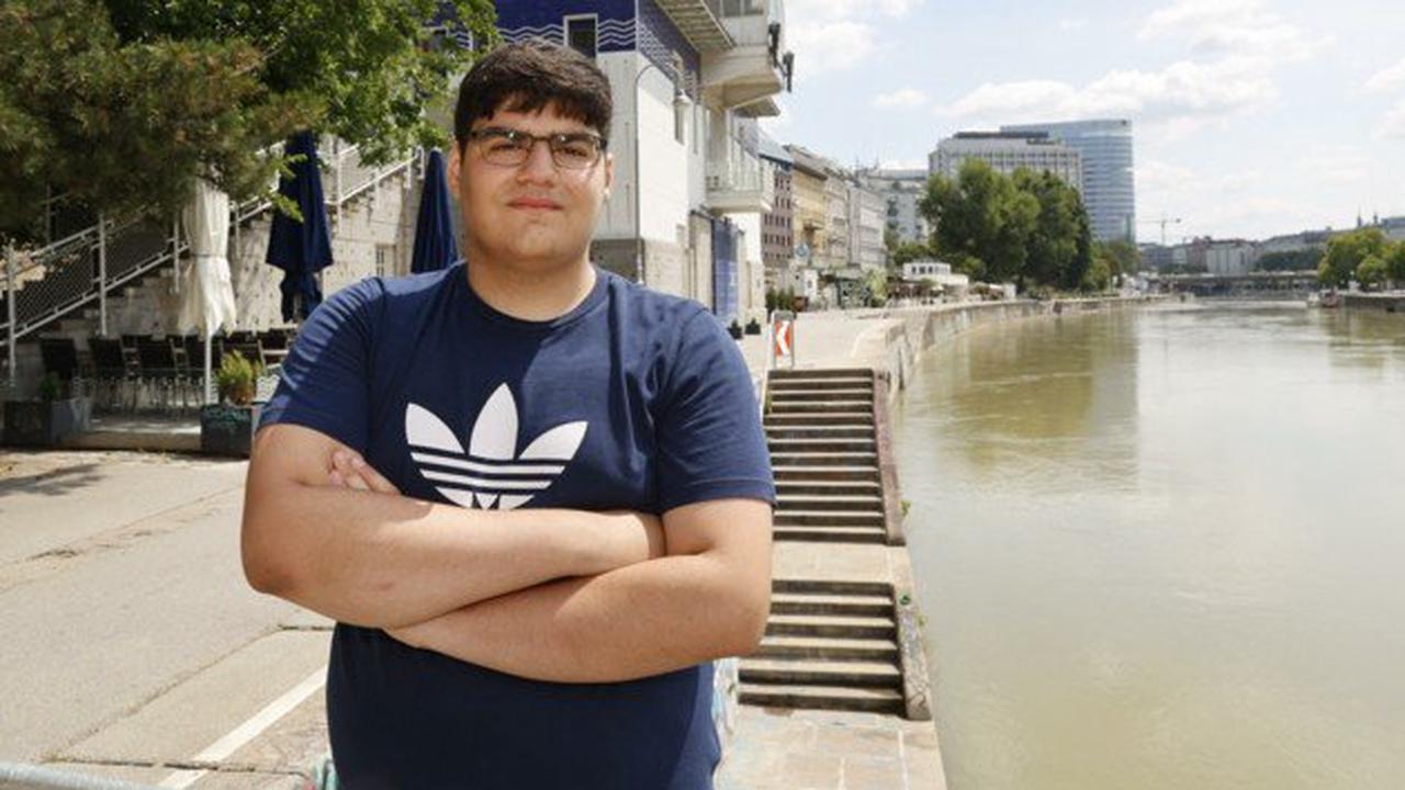 Lehrling (17) als Lebensretter nach Scooter-Unfall