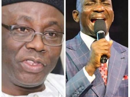 Today's Headlines: God Showed Me Buhari Will Stabilize Nigeria -Bakare, Ghana Cedi Rated Best Currency In Africa For 2021 Q1
