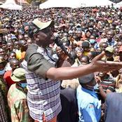 Ruto Receives Heroic Welcome As He Tours Raila And Mudavadi Stronghold