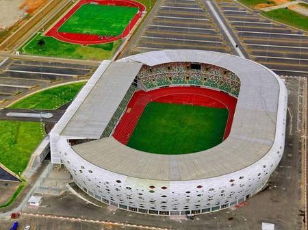 Top 5 largest stadiums in Nigeria