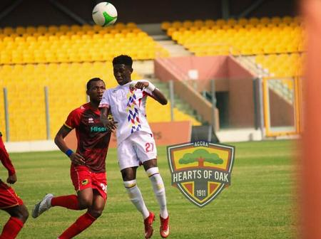 If Kotoko is not ready to spend on the player negotiations Hearts of Oak can work things around him