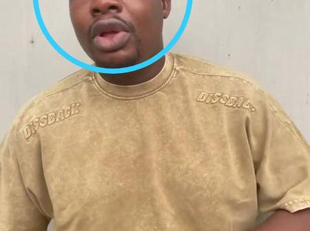 See What Fans Noticed On Mr Macaroni's Face As He Appreciates His Supporters In New Video