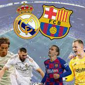 Real Madrid Tops The La Liga After Defeating Rivals Barcelona