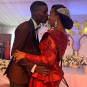 Checkout Beautiful Pictures From Pastor Abioye First Son's Marriage To Rita Mary In Abuja.