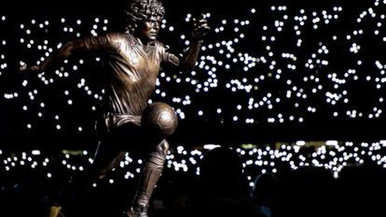 L'hommage de Napoli à Diego Maradona confirmé avec un dévouement à l'icône argentine