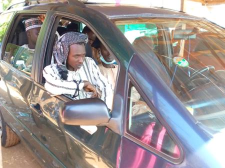 Drama As Kidnapper Board's The Same Car With His Victim In A Motor Park In Sokoto State