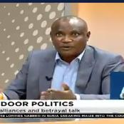 John Mbadi Says This About Raila And DP Ruto on Citizen Tv Interview Tuesday Evening
