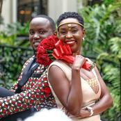 Former KTN Presenter Resian Lebai Pens a Sweet Message to Her Husband on Their Wedding Anniversary