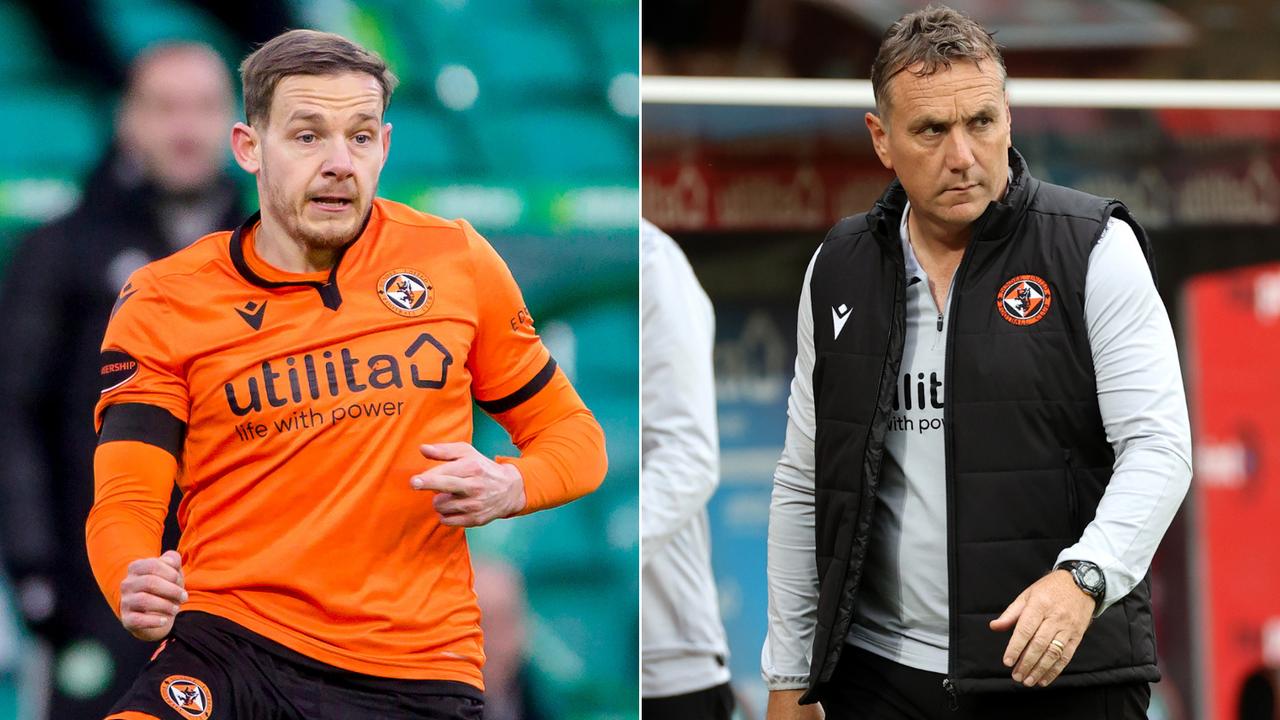 Dundee United open talks to keep St Johnstone target Peter Pawlett at Tannadice