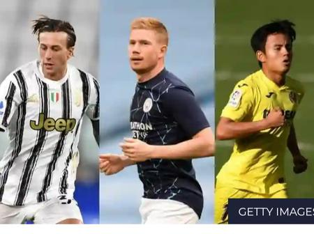 Tuesday's transfer rumors–De Bruyne agrees new Man City deal, Real Madrid favorites to land Chukwueze