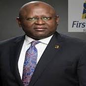 Meet The CEO Of First Bank Nigeria (Photos)