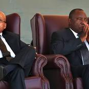 Ramaphosa Blast Zuma Again As He Violates Another Constitutional Law During Meeting With ANC Top 6