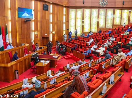 Senators Disagree Over Bill To Establish Armed Force Commission.