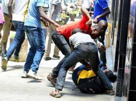 Nairobians Warned of The New Weird Way Nairobi's Pickpockets Are Using