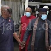 Okorocha visits Wike twice in one month