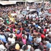 Raila Brings Mombasa Town To a Stand Still [Photos]