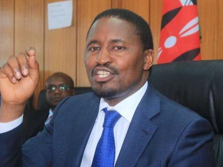 Could Mwangi Kiunjuri Festus be the running mate for William Ruto come 2022?