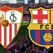 Sevilla vs Barcelona:- Prediction, Preview, Team News and More