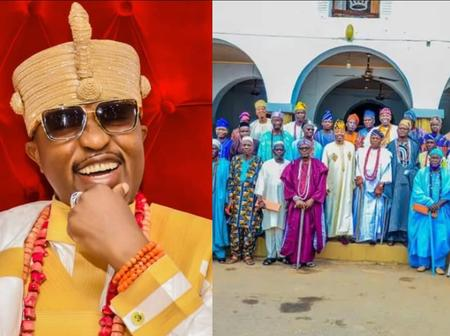 Oluwo Of Iwo Tells Other Traditional Kings Not To Support Yoruba Republic Agitators