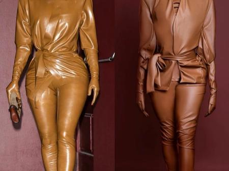 Lasizwe's pictures as Kim Kardashian left Msanzi in stitches.