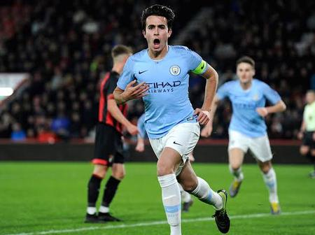 Manchester City Star Set To Seal 5-Year Contract To Barcelona In The Next Transfer Window