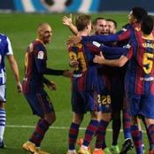 برشلونة يتأهل لثمن نهائي الكأس بسيناريو عجيب