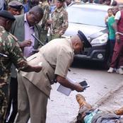 Police Detectives Gun Down Nairobi's Most Wanted Gangster in Fierce Gunfight