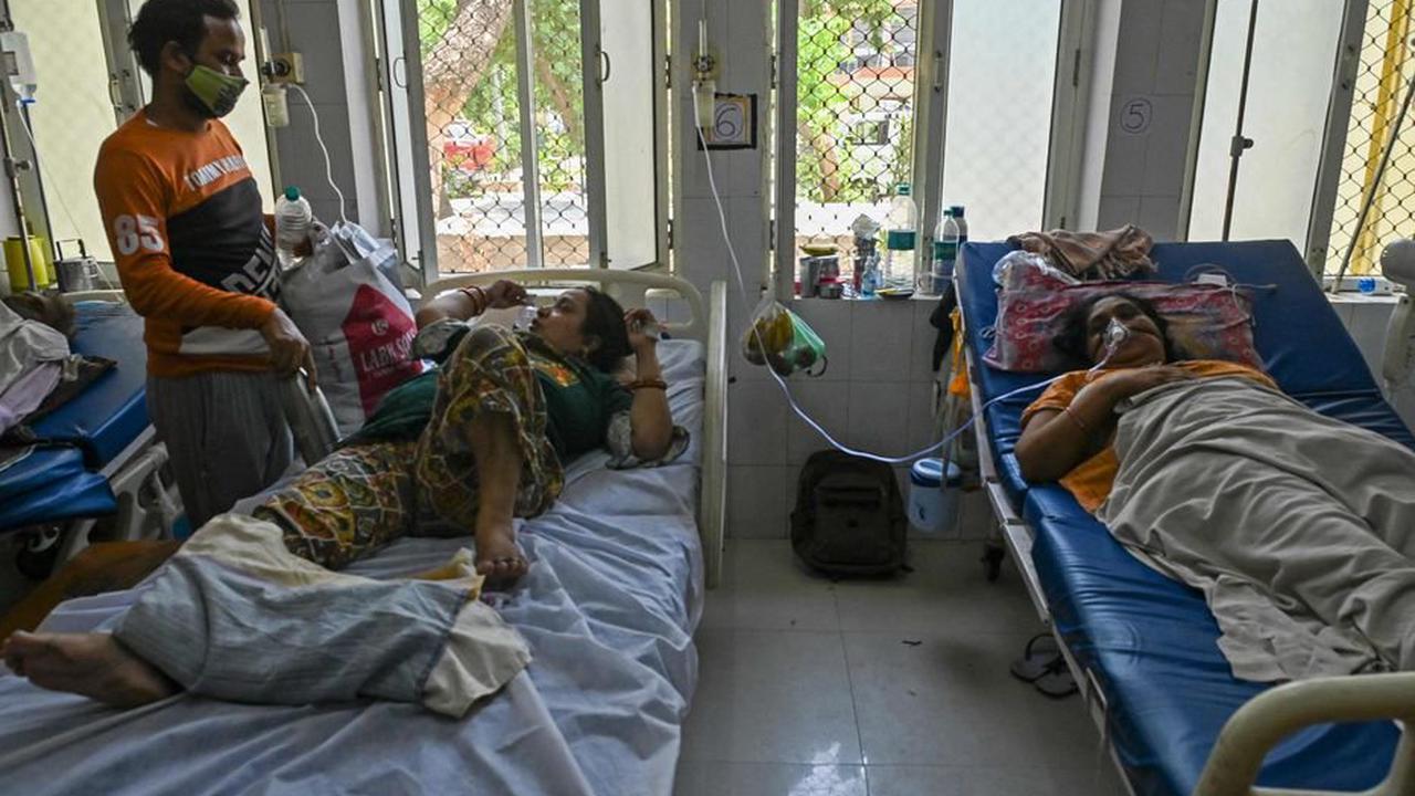 Covid-19 : la France veut encore accélérer la vaccination, l'Inde débordée par l'épidémie... Suivez notre direct