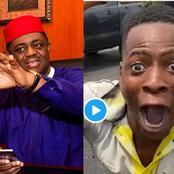 Soldiers, DSS Operatives And Policemen Numbering 40 Attempts To Arrest Igboho - FFK Shares Photos