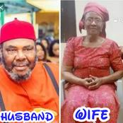 Pete Edochie is 74 Years Old Today, And Below Are Some Pictures Of Him And His Beautiful Wife