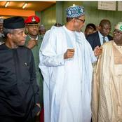 OPINION:4 Big Reasons Buhari, APC Heavyweights May Back Osinbajo To Emerge President Ahead Of Tinubu