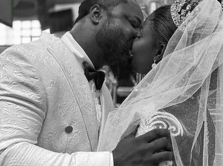 Check Out More Pictures From Harrysong's Marriages With His Lovely Wife That Took Place In Warri