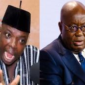 LGBTQI Group Offered $2B Loan Facility to President Akufo-Addo – Abronye Reveals more