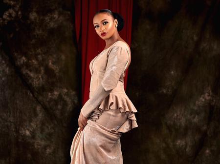 Get acquainted to Rahama Sadau, one of the most stylish Hausa actress