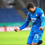 Super Eagles star returns from three months injury for German Bundesliga giants in their League draw