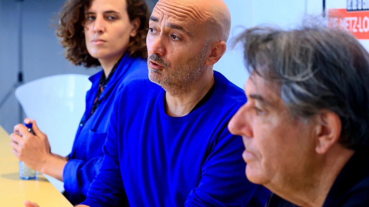 Un navire pour les migrants: le centre Pompidou-Metz s'engage
