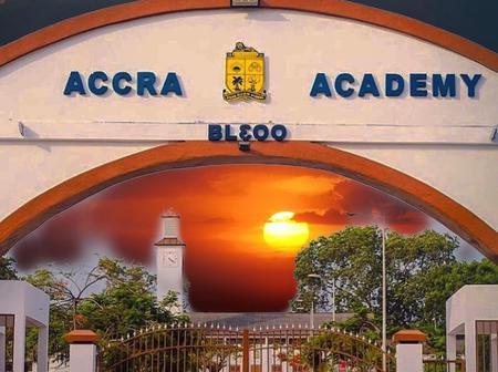 The History Of Accra Academy Senior High School