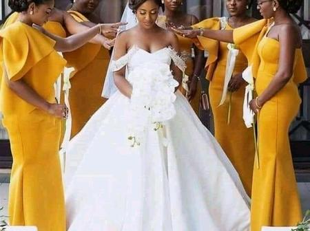 22 gorgeous bridesmaids dress styles for celebrity weddings