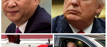 Chinese president Vs Us president: Who has the best official car? (see photos)